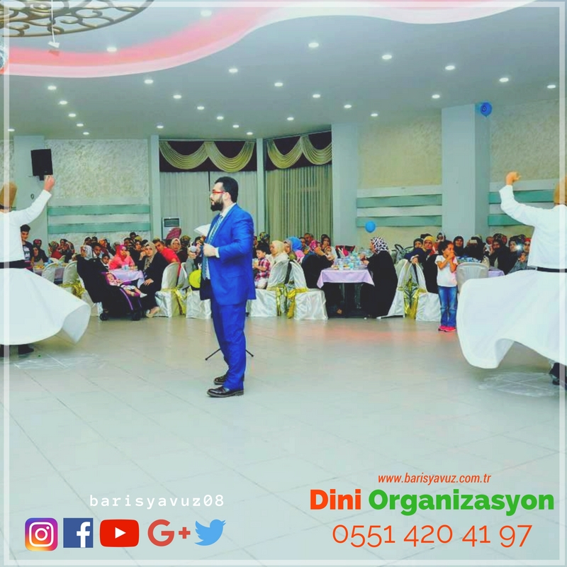 dini düğün organiasyonu